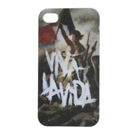 Viva La Vida iPhone 4 Case - SOLD OUT*