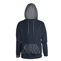 Album Symbols Pull Over Hoody