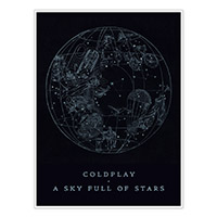 A Sky Full Of Stars Lithograph*