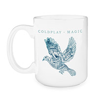 Coldplay Magic Mug
