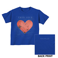Coldplay True Love Kids Tee*
