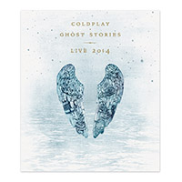 Pre-Order Ghost Stories Live 2014 (Blu-ray & CD)*