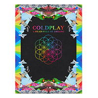 Pre-Order A Head Full Of Dreams Lithograph*