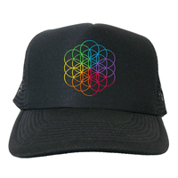 Flower Of Life Trucker Hat