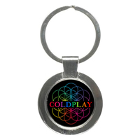 Coldplay A Head Full Of Dreams Tour Keyring