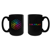 Coldplay Flower of Life Mug