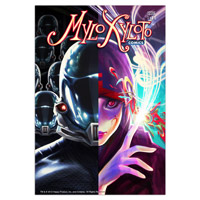 Mylo Xyloto Comic Series (Six issues)