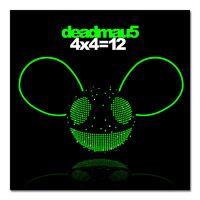 deadmau5 4x4=12 CD