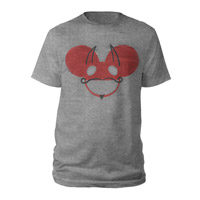deadmau5 Horned Logo Tee