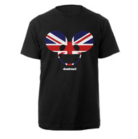 deadmau5 Union Jack Logo Tee