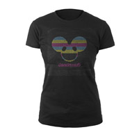 deadmau5 Lite Bright Logo Junior Tee