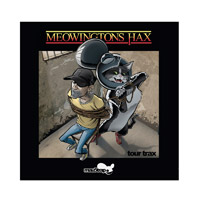 deadmau5 Meowingtons Hax Tour Trax CD