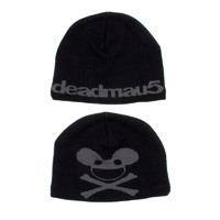 deadmau5 Logo Custom Beanie