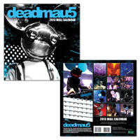 deadmau5 2013 Wall Calendar
