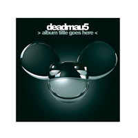 deadmau5 >album title goes here< Limited Edtn Lenticular CD
