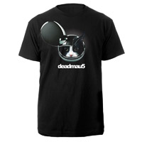 deadmau5 &gt;Album Title Goes Here&lt; Tee