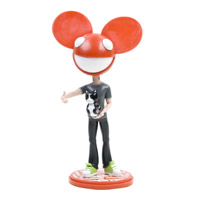 deadmau5 Bobblehead Action Figure