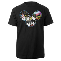 deadmau5 neffmau5 Sergeant Radder Tee Black