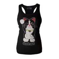 deadmau5 Lucky Kitty Junior Tank