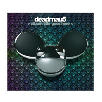 deadmau5 &gt;album title goes here&lt; Lenticular Poster