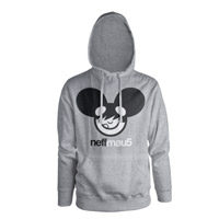 deadmau5 neffmau5 Logo Pullover Hoodie