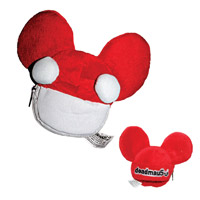 deadmau5 Plush Wristband