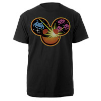 deadmau5 Space Invaders Blast Tee