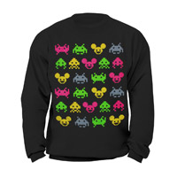 deadmau5 Space Invaders Game On! Sweatshirt