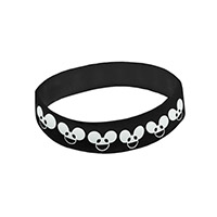 deadmau5 Black Mau5head Wristband