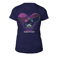 deadmau5 5 years of mau5 Album Junior Tee