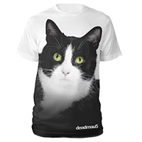 deadmau5 Meowingtons All Over Tee