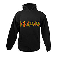 Def Leppard Pullover Hoodie