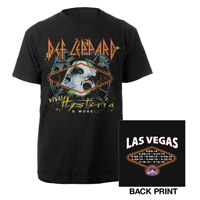 New - 2013 Viva Hysteria Las Vegas Event Tee