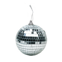 Mirror Ball Ornament