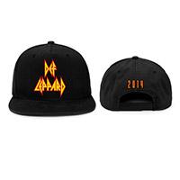 Def Leppard Logo Tour Hat