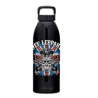 Def Leppard Water Bottle