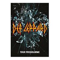 Def Leppard Official Program
