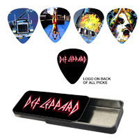 Album Art Guitar Pick Set