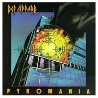 Pyromania CD