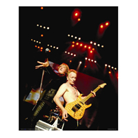 Def Leppard Photo Print