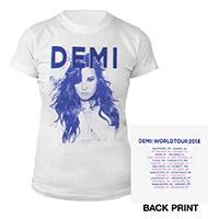 Demi Women's World Tour Shirt