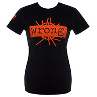 Ladies Wrong Jr. Tee