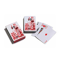 Depeche Mode Playing Cards