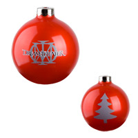 Dream Theater Holiday Ornament