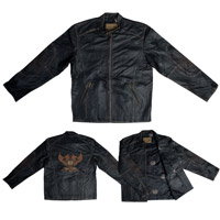 Limited Edition Dream Theater Leather Jacket