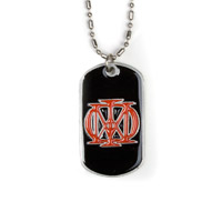 Dream Theater Dog Tag Necklace
