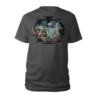 Dream Theater Animation Tee