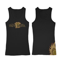 Tattoo Heart Ribbed Tank