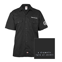 Dream Theater Dramatic Turn of Events Dickies Work Shirt