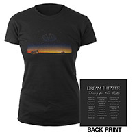 Along For The Ride Women's European 2014 Tour Tee